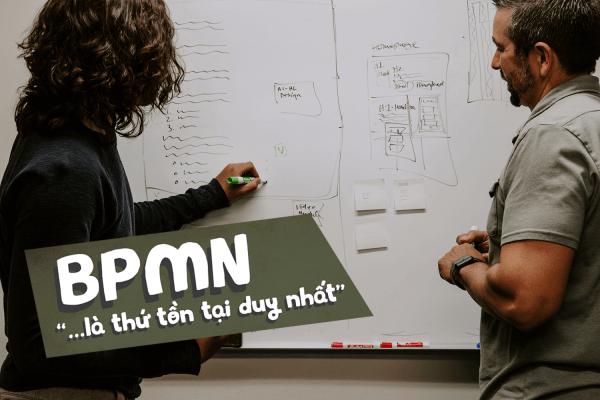 BPMN và sự lợi hại của nó - Thinhnotes