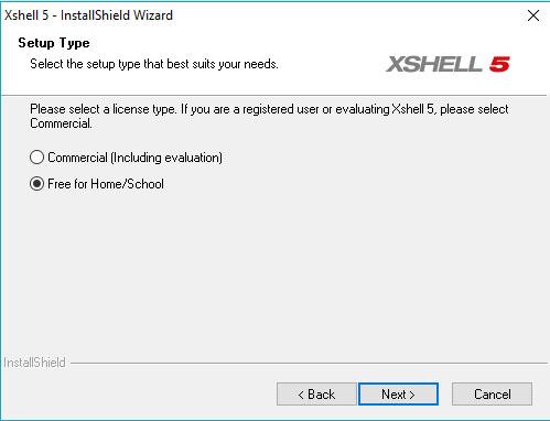 xshell-5-installshield-wizard