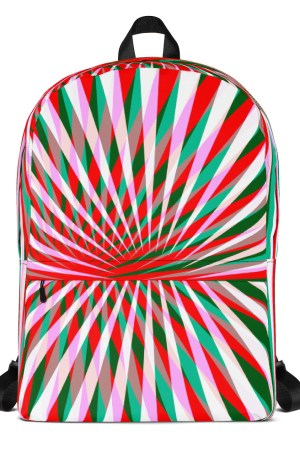 Mix Colors Backpack