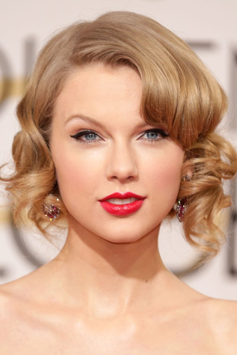 taylor swift Hairstyles Through The Years