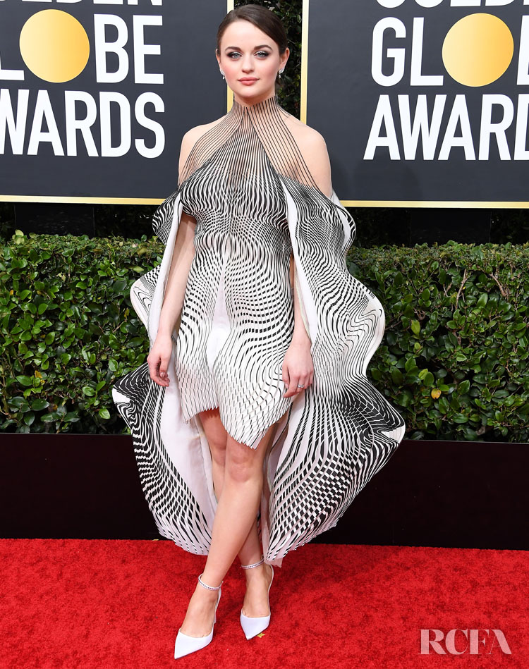 Joey King Golden Globe 2020