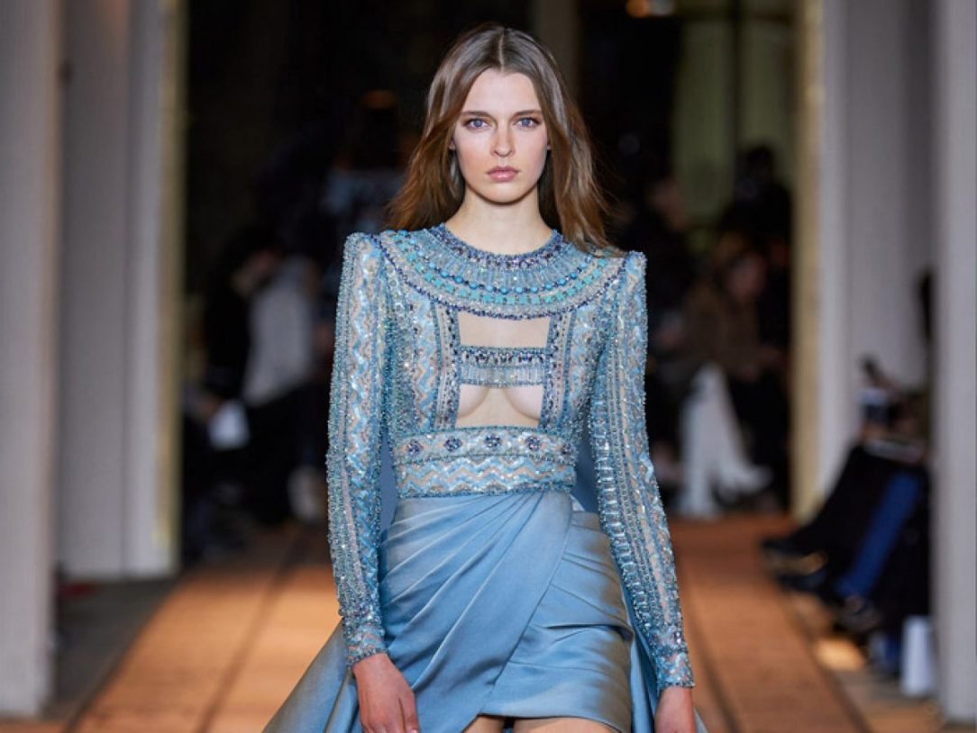Egyptian Fashion Is Reviving At Paris Fashion Week 2020