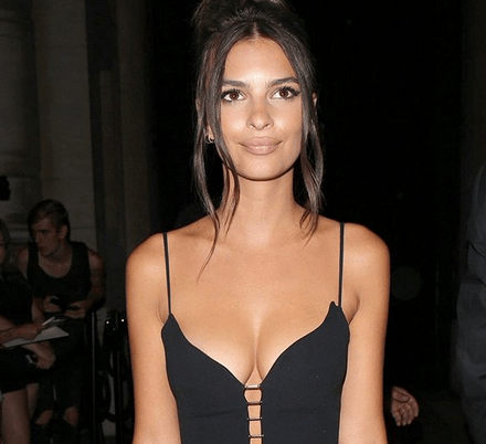 Emily Ratajkowski Is Gorgeous