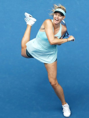 Maria Sharapova Court Style Moments3