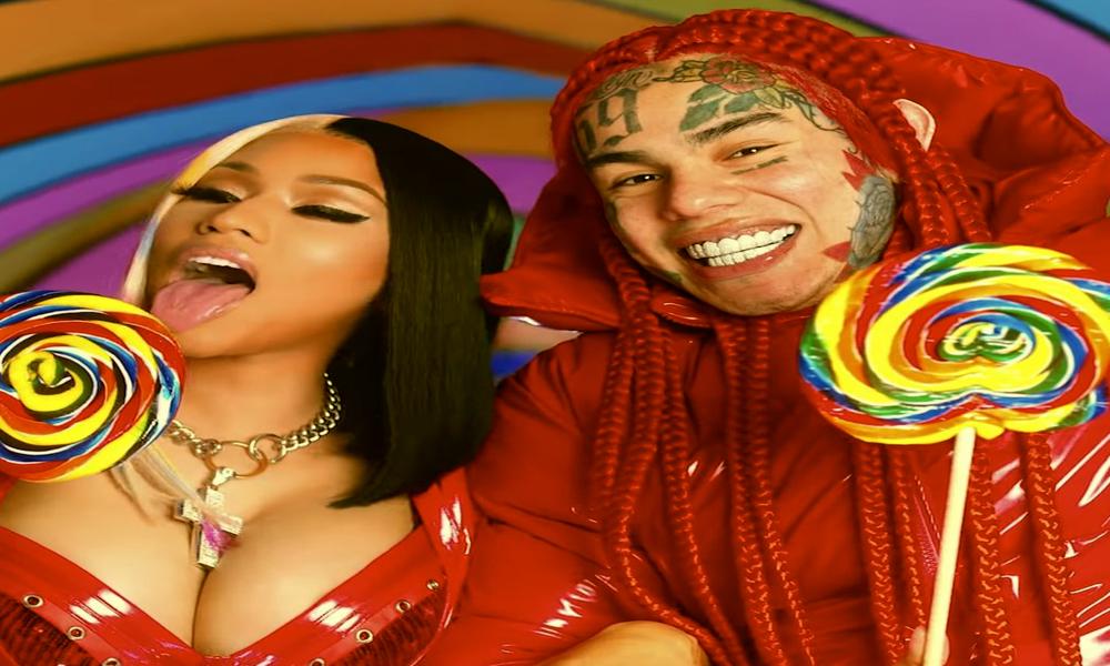 TROLLZ Nicki Minaj