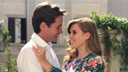 Princess Beatrice Has Married