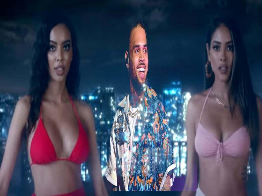 Chris Brown Go Crazy Lyrics