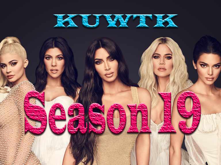 KUWTK : Kardashians Is Back September