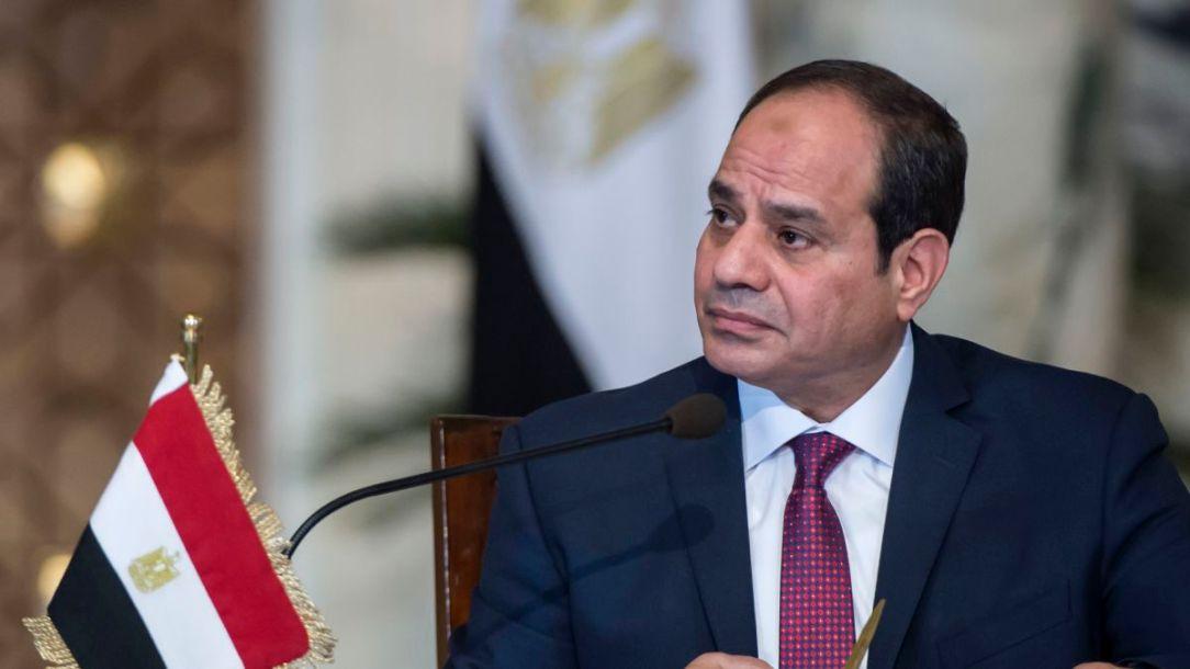 Mr President Abdelfatah El sisi