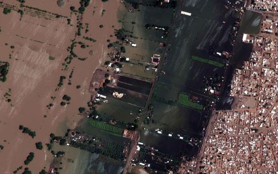Devastating Floods Hit Sudan