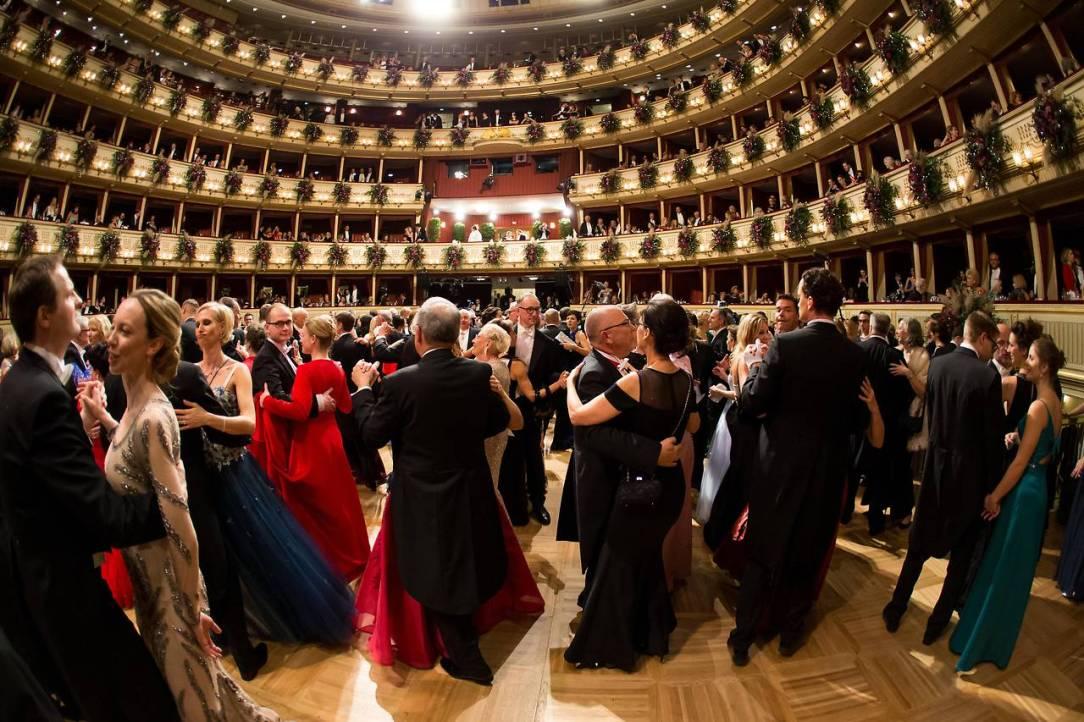 Vienna Opera Ball Canceled For 2021