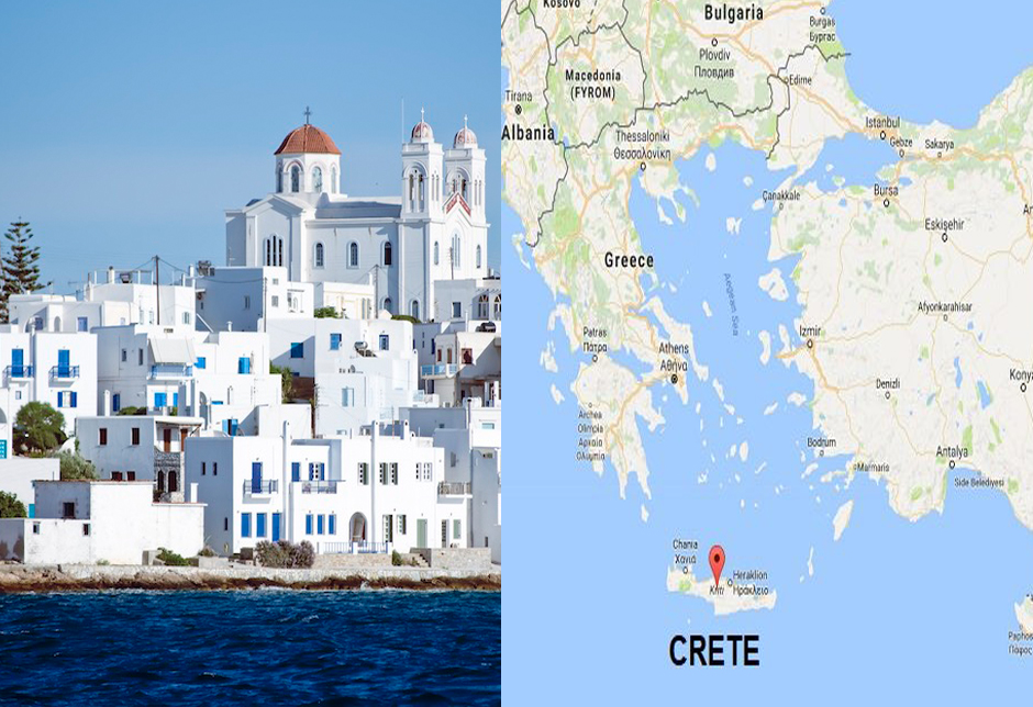 Earthquake Hits Crete Island In Southern Greece