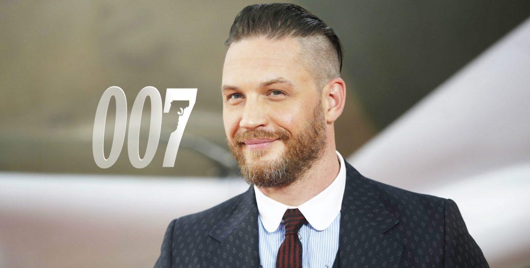 Tom Hardy Bond Plays The Next James Bond 2021
