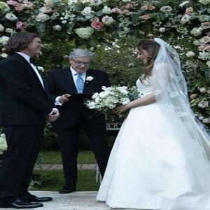 Elizabeth Gillies Got Married In Elegant Wedding Dress After 5 Months Delay