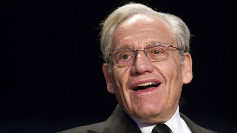 Bob Woodward Book 2020 Which Pr.Trump Don't Like It
