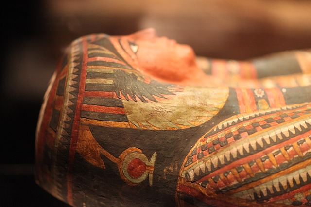 13 Coffins Were Discovered In Egypt