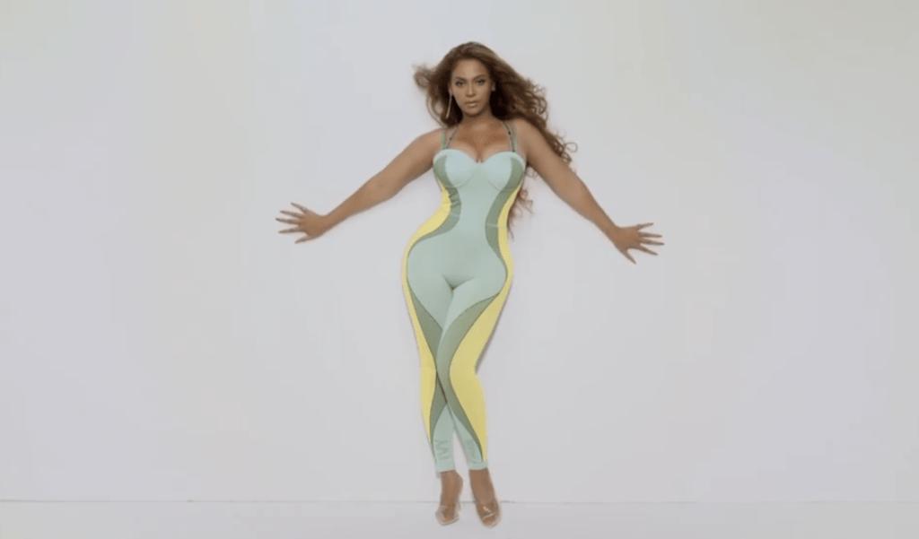 Beyoncé In New Ivy Park Drip 2 October 30