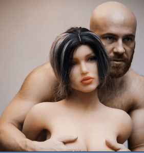 A Bodybuilder Yuri Toluchko Married A Doll 2020