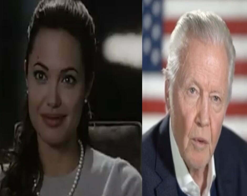 Angelina Jolie's Dad In Controversial Statements