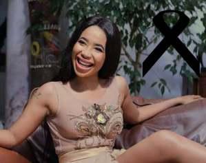 RIP Mshoza : Mshoza Has Passed Away At Age 37