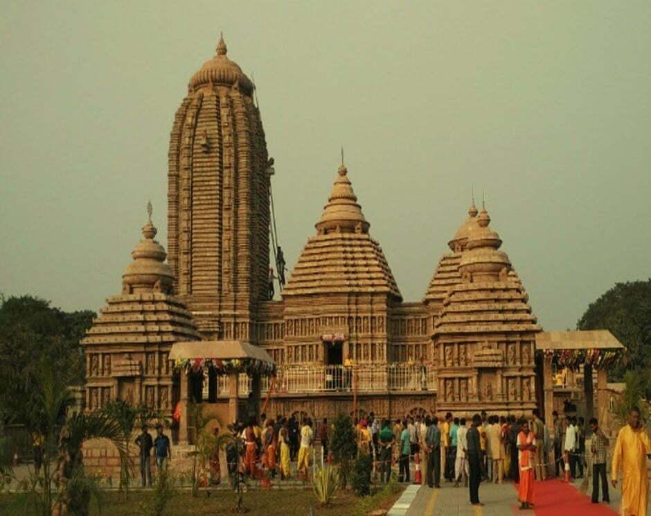 Jaganath Temple Orissa