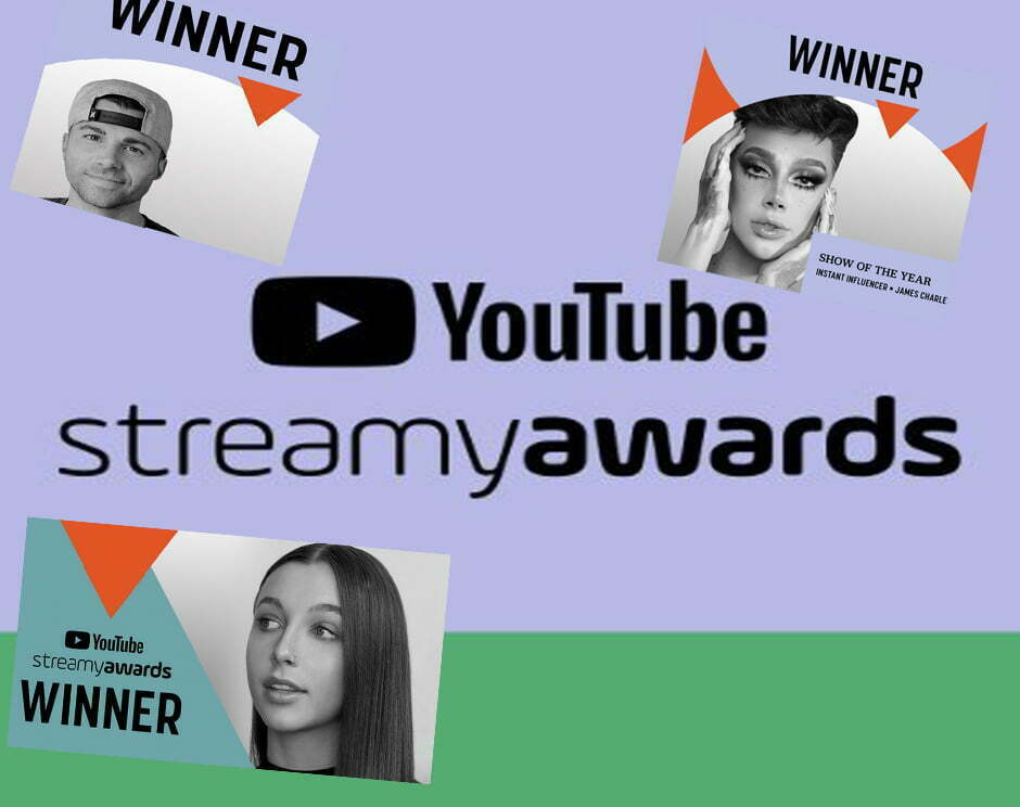Streamy Awards 2020 Winners