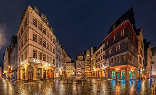 Hard Lockdown Begins In Germany Cause Of Coved 19