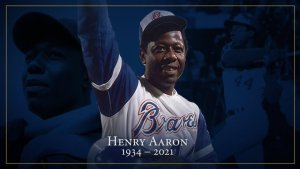 Hank Aaron , The Legendary Baseball Player, Has Passed Away At The Age Of 86
