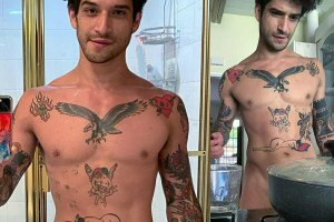 Video: Tyler Posey Nudes Trend On Twitter Due To A Leaked Video From His Only Fans Account