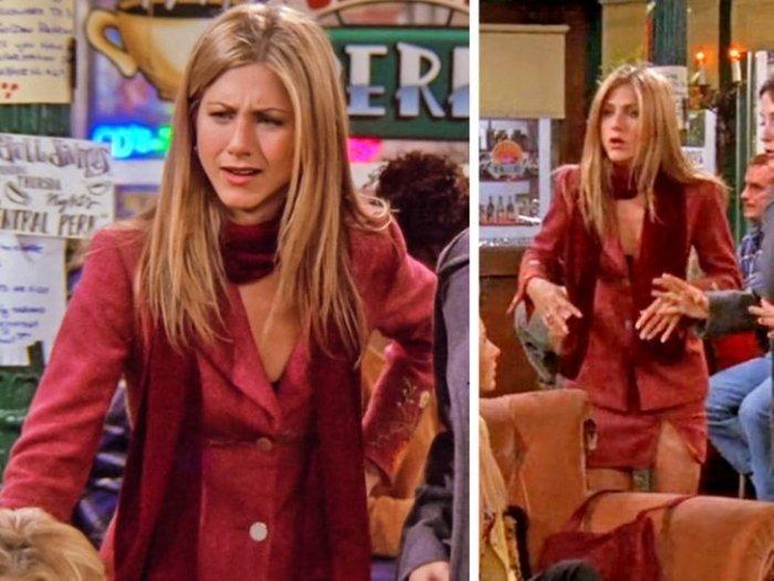 Evolution Of Jennifer Aniston 's Looks