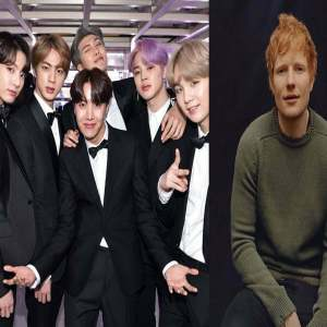 Ed Sheeran Wrote Another Song For BTS