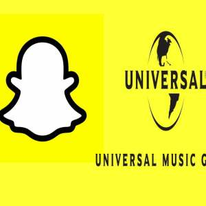 Universal Music Group And Snap Chat Announced An Expansive Multifaceted Global Agreement