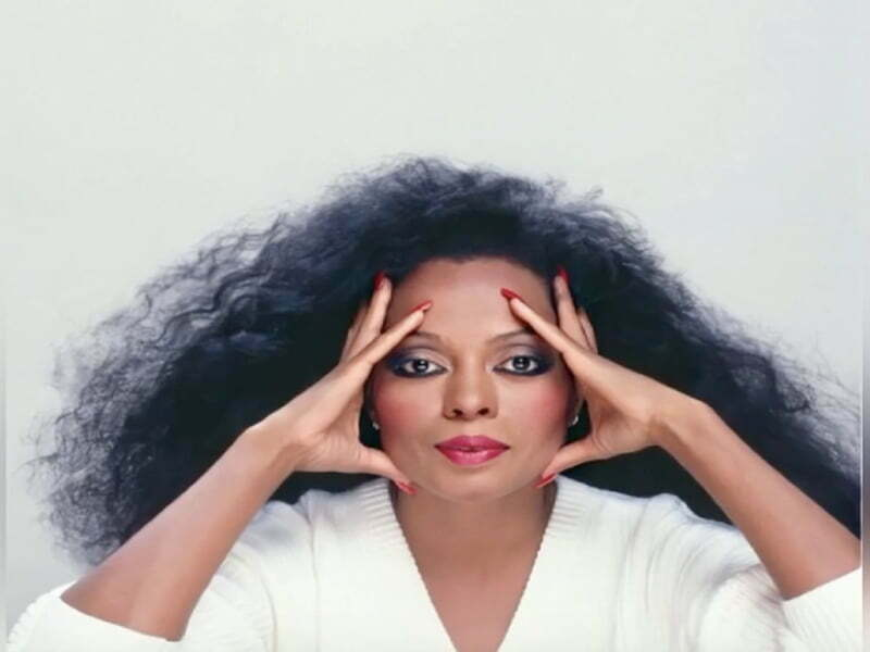 """Diana Ross Celebrates A Comeback With """"Thank You"""""""