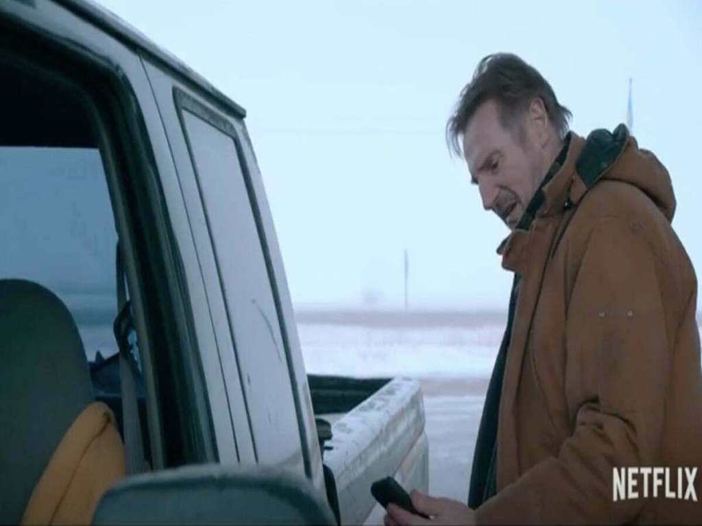 The Ice Road Movie Starring Liam Neeson