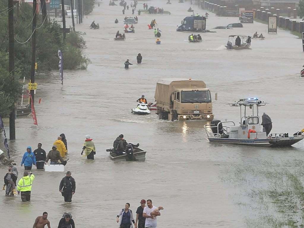 After 16 Years Of Katrina Hurricane 2005, Dangerous Hurricane Ida 2021 Is Approaching Cat 5