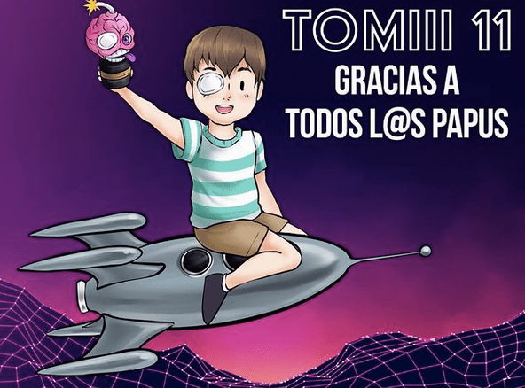 Tomiii 11 Passed Away Due To Brain Cancer