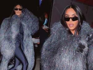 Stunning Look Of Kim Kardashian On Her 41 Birthday