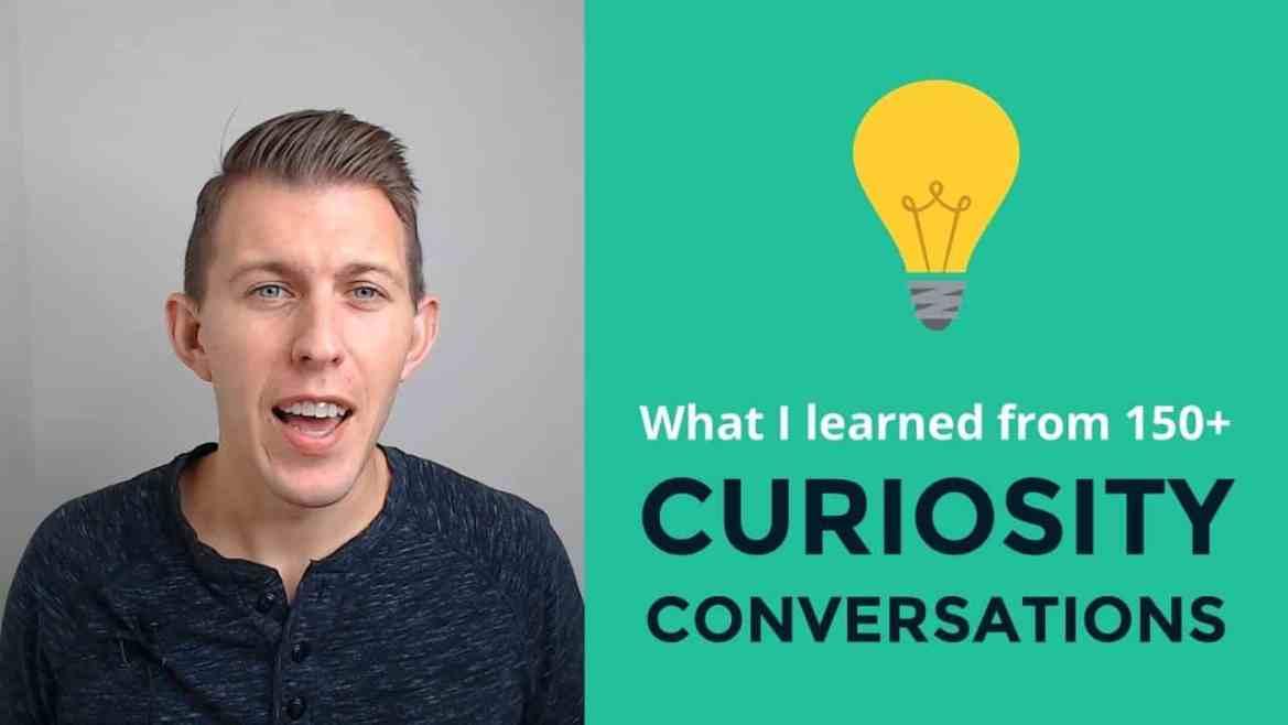 curiosity conversations lessons