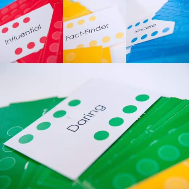 QuikDiSC® Card Game