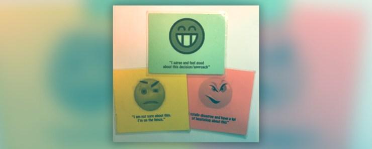 Training Bag Tools - TH!NK Training - RYG Cards