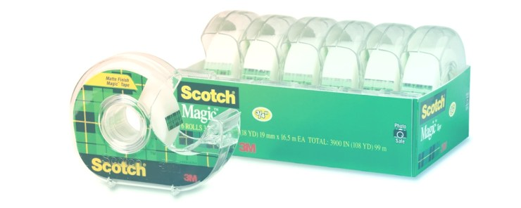 Training Bag Tools - TH!NK Training - Scotch Tape