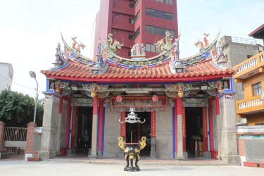 北港義民廟