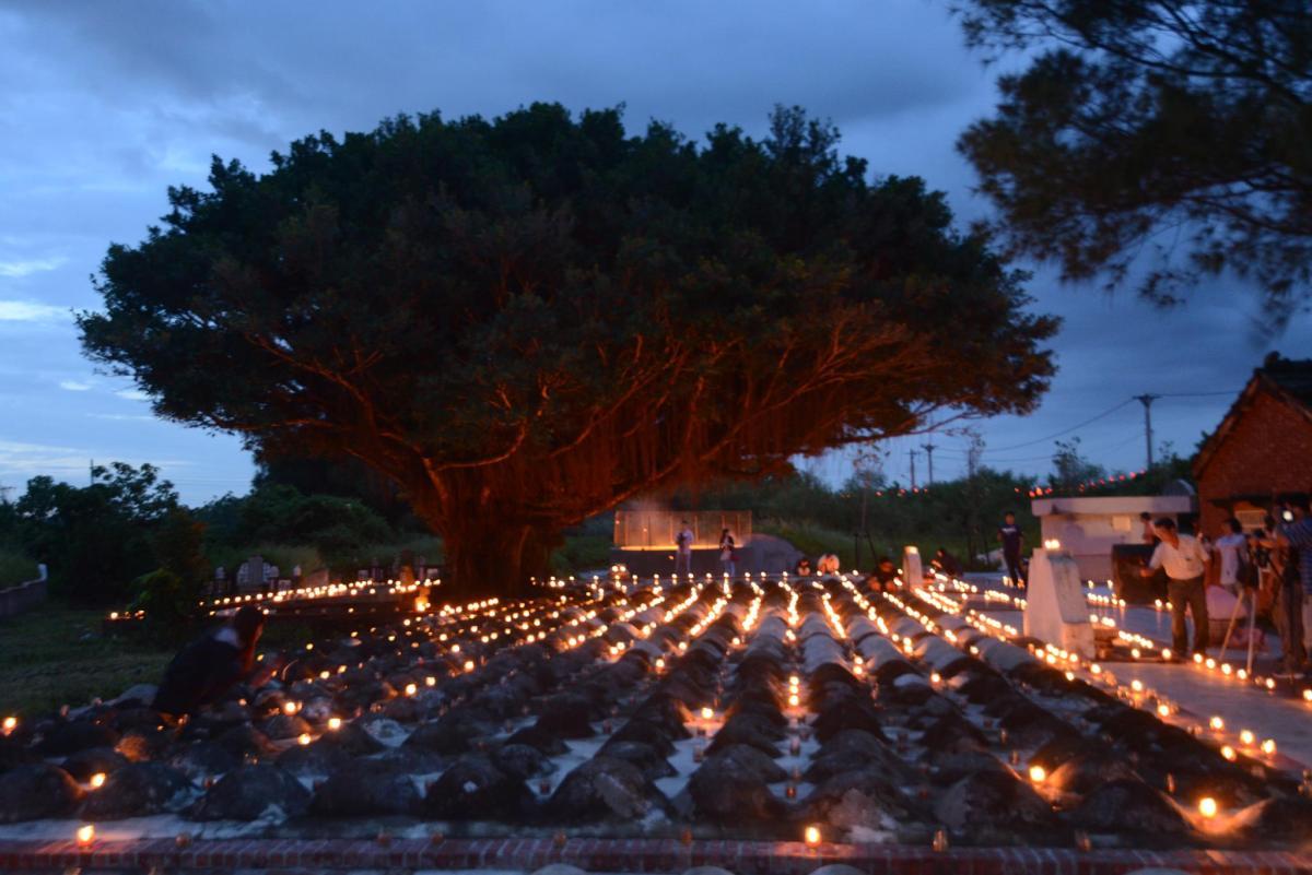 追憶171年前那場颱風:遺留口湖與四湖的水難者祠祀與牽水「車藏」儀式