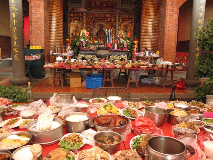2012年湖口聯庄三元宮奉飯
