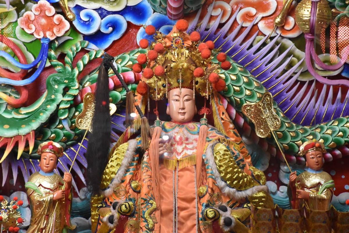 亦鬼亦神:媽靈宮大眾媽護眾生的靈驗事蹟