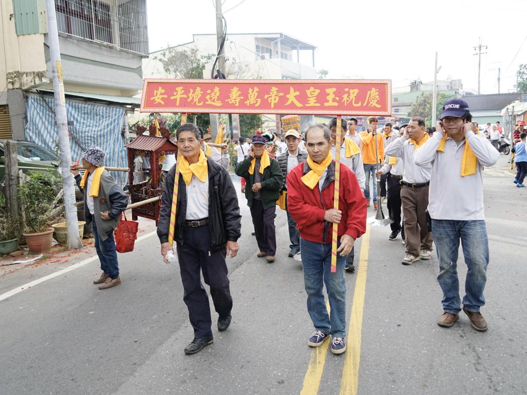 過年談臺灣人的天公信仰