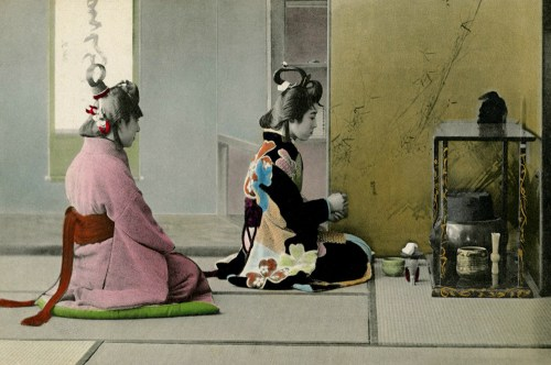 Chanoyu-Japanese-Style-Tea-Ceremony