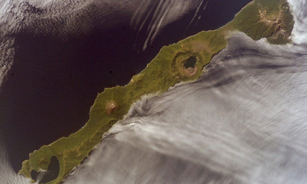 Disappearing Islands Climate Chnge Think Nasa
