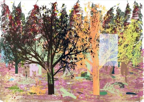 Obras de Alfonso Albacete - Encaje A Robert Lee THINK IAFOR