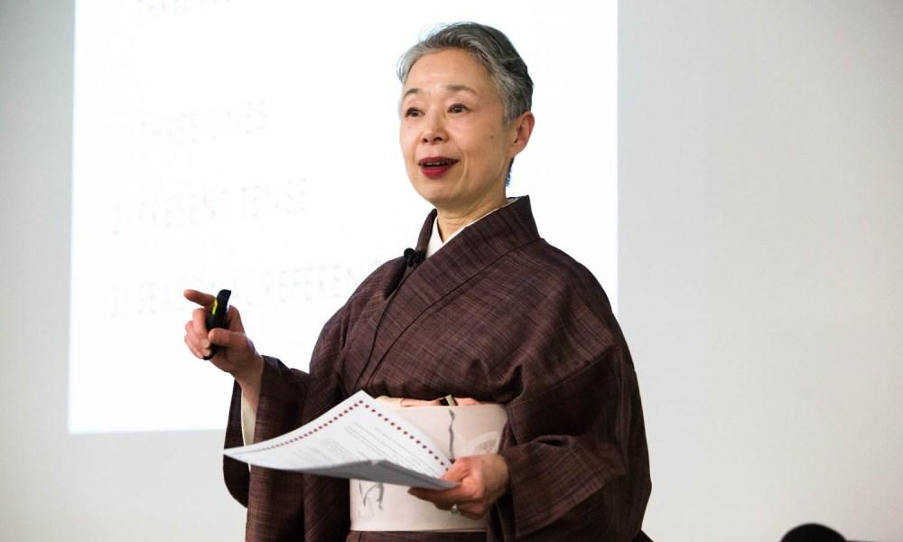 Defining haiku Emiko Miyashita